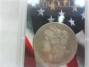 UNITED STATES Silver Coin MORGAN 1878 CC SILVER DOLLAR