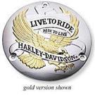 HARLEY DAVIDSON 25391-90T DERBY COVER