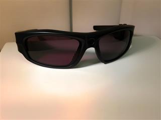 black and gold designer sunglasses  recording sunglasses