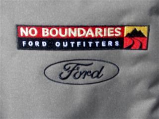2 Ford No Boundaries Folding Collapsing Tan Outdoor