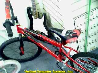 """ROCKET CHILD'S 20"""" BICYCLE HUFFY  HUFFY RED_/BLK"""