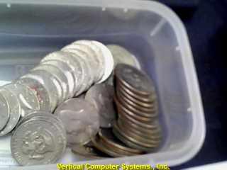 KENNEDY_HALF_DOLLAR COIN-SILVER U.S. (GOV'T)   281.2/SILV_C
