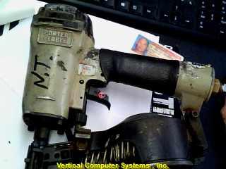 PORTER CABLE Nailer/Stapler RN175A