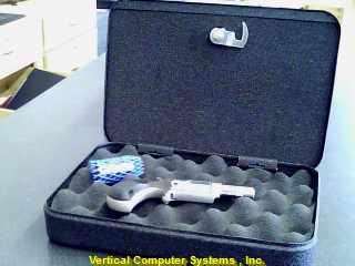 NORTH AMERICAN ARMS Revolver NAA-22MC-TW
