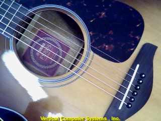 YAMAHA Acoustic Guitar FS700S