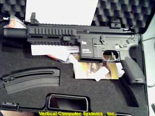 HECK & KOCK, INC BY CARL WALTHER / WALTHER ARMS Pistol H&K_416