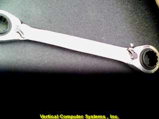 NONE WRENCH HUSKY  SEPARATEDFROM PW 3535 RACHETING SILVER