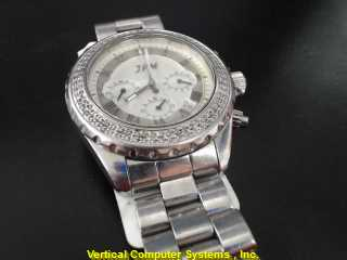 JPM 948G WATCH   CHIPS STAINLESS