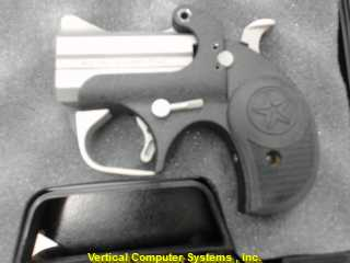 BOND_ARMS BACKUP DERRINGER  45 AUTO APPROVED BY IGOR AND JOE STAINLESS