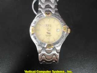 ESQ FREEDOM GOLD/SILVER WATCH PLATED   WATCH