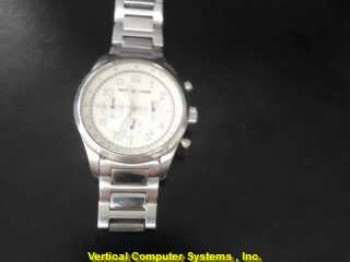 MK-8036 GOLD/SILVER WATCH PLATED   MICHAEL KORS WATCH