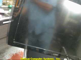 VIZIO M420NV LCD TV  W/REMOTE NO STAND BLACK