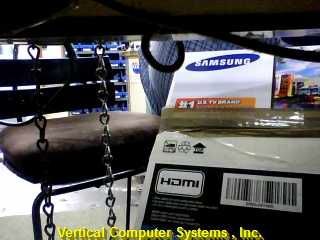 UN19F4000AF LCD TV SAMSUNG  IN THE BOX