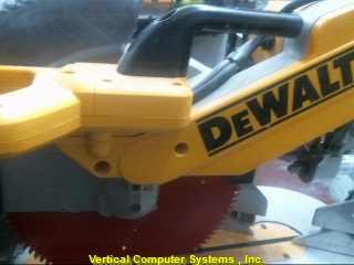 DEWALT Miter Saw DW718