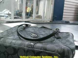 COACH Handbag BLACK BAG
