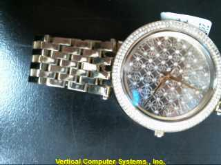 MK MK-3398 GOLD/SILVER WATCH PLATED   55.6KWMS WATCH