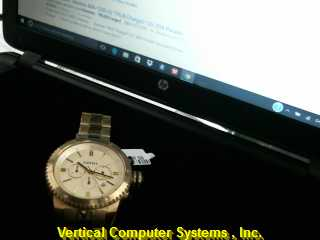 BQ1019 NON-GOLD WATCH M'S FOSSIL   121.8DWT/YELLOW