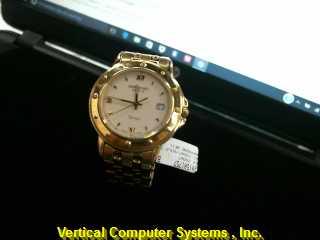 RAYMOND_WEIL 5560 NON-GOLD WATCH   MEN'S TANGO GOLDTONE WATCH 62.2SDWT/GOLD_T