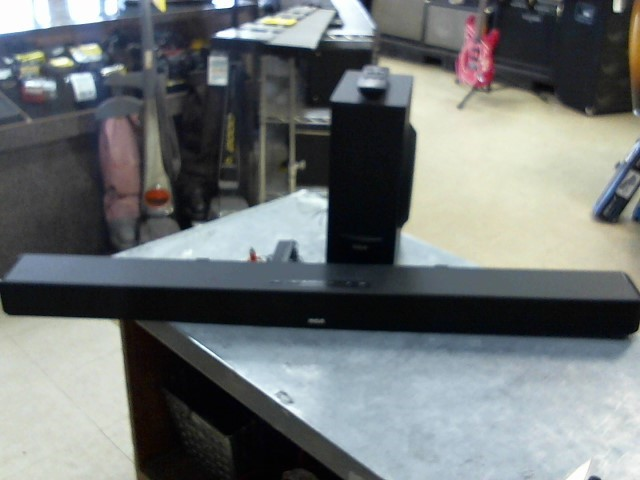 RCA Surround Sound Speakers & System RTS7340SB HOME THEATER