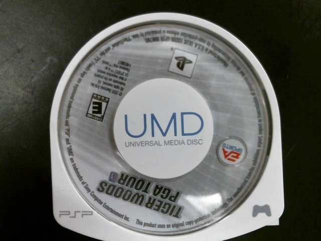 SONY Sony PSP Game TIGER WOODS PGA TOUR PSP