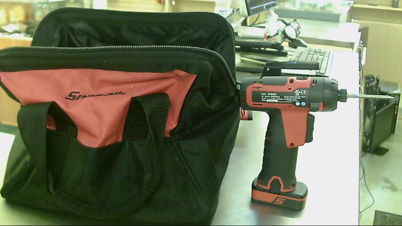 SNAP ON Cordless Drill CTS761