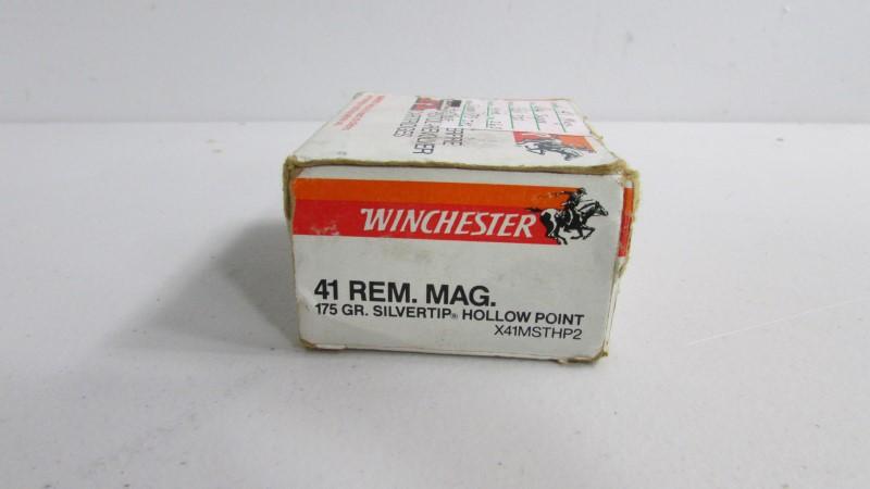 41 REM. MAGNUM 170 GR.