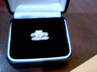 Lady's Diamond Wedding Band 6 Diamonds .17 Carat T.W. 14K Yellow Gold 4.5g