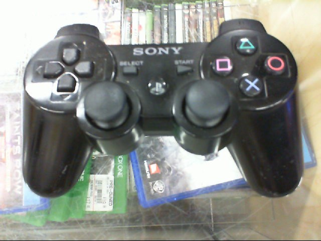SONY Video Game Accessory PS3 - CONTROLLER - DUAL SHOCK - CECH-ZC2U WIRELESS