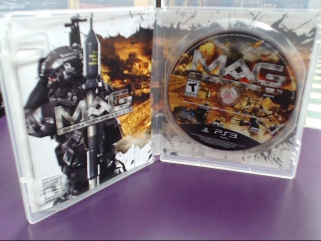 SONY PlayStation 3 MAG