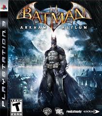 PS# Batman Arkhum Asylum