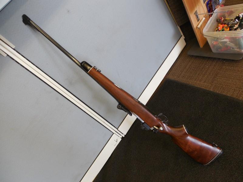 US MODEL OF 1917 EDDYSTONE, BOLT ACTION, 30-06 SPRINGFIELD, 24 INCH