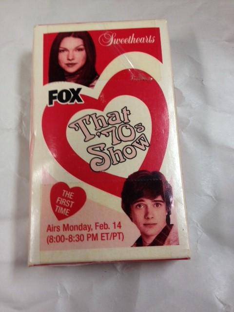THAT 70'S SHOW SWEATHEARTS