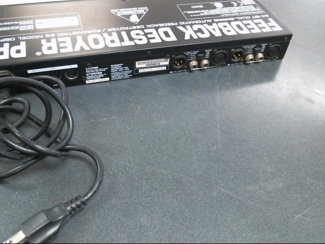 BEHRINGER DJ Equipment DSP1124P