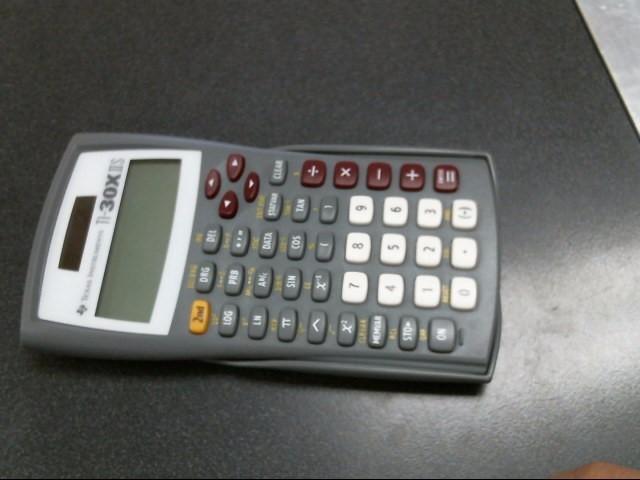 TEXAS INSTRUMENTS Calculator TI-30X IIS