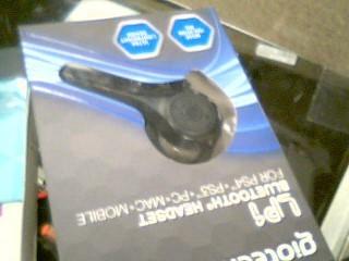 GIOTECK Headphones LP-1