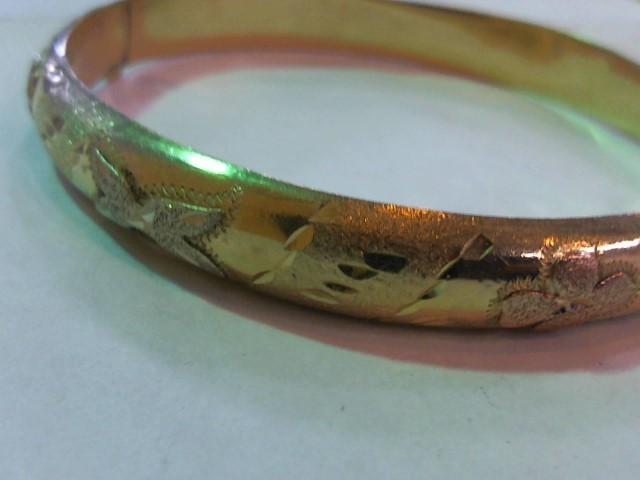 Gold Bracelet 14K Yellow Gold 11.2g