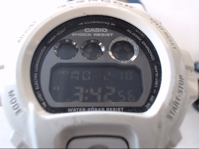 CASIO Gent's Wristwatch G SHOCK DW6900NB
