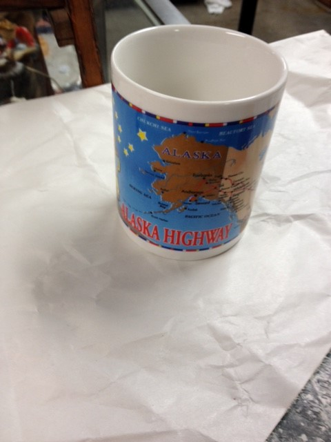 ALASKA HIGHWAY CUP