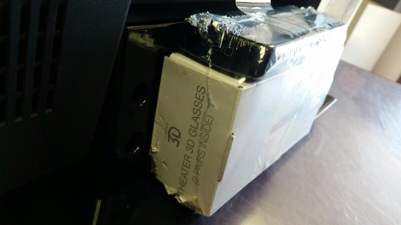 VIZIO E3D320VX FLAT PANEL 3D SMART TELEVISION