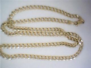 "22"" Gold Chain 10K Yellow Gold 13.7g"