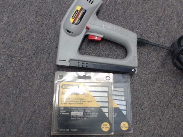 STANLEY ELECTRIC STAPLER TRE55