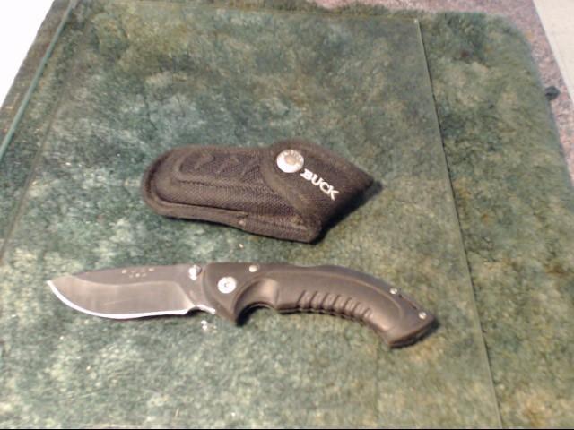 BUCK KNIVES Pocket Knife 395 FOLDING KNIFE
