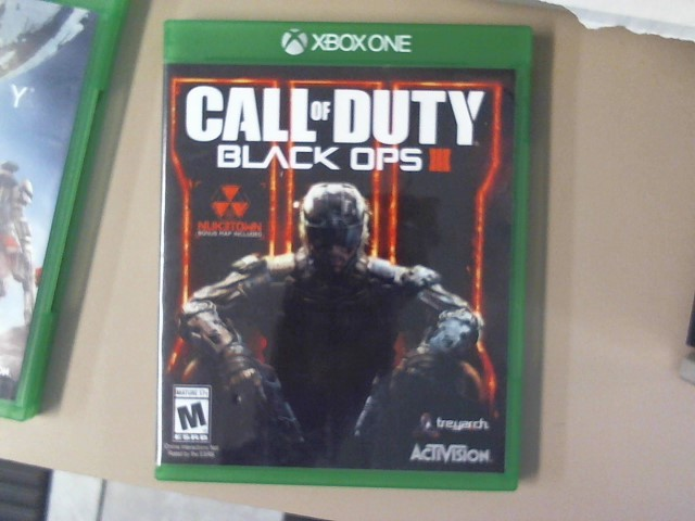 XBOX ONE BLACK OPS 3