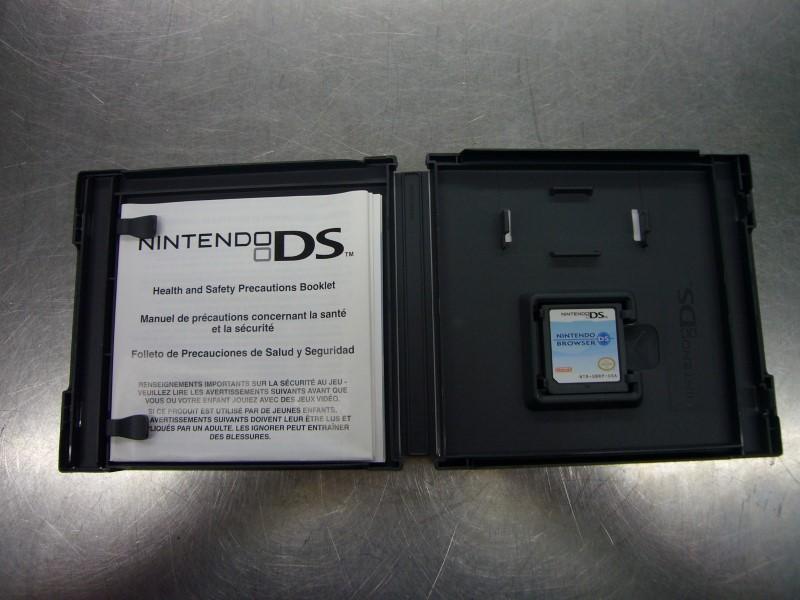 NINTENDO Nintendo DS Game DS BROWSER