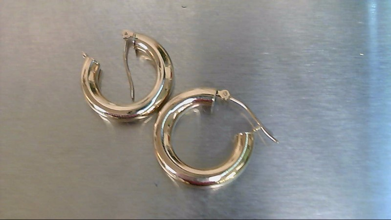 Gold Earrings 10K Yellow Gold 1.46g