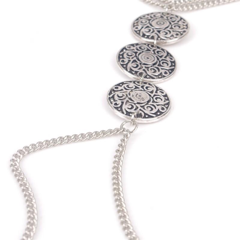 Bracelet Silver Stainless 6.17dwt