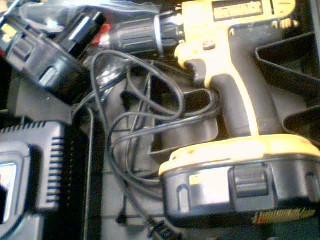 DEWALT Cordless Drill DC720KA