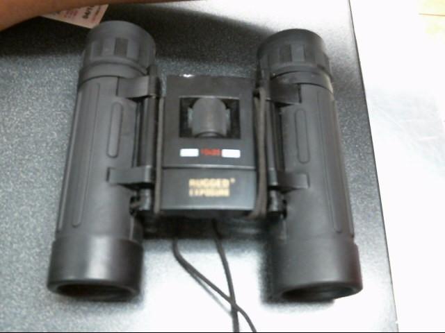 RUGGED EXPOSURE Binocular/Scope 10X25