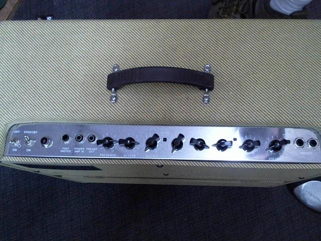 FENDER Electric Guitar Amp HOT ROD DEVILLE PR247