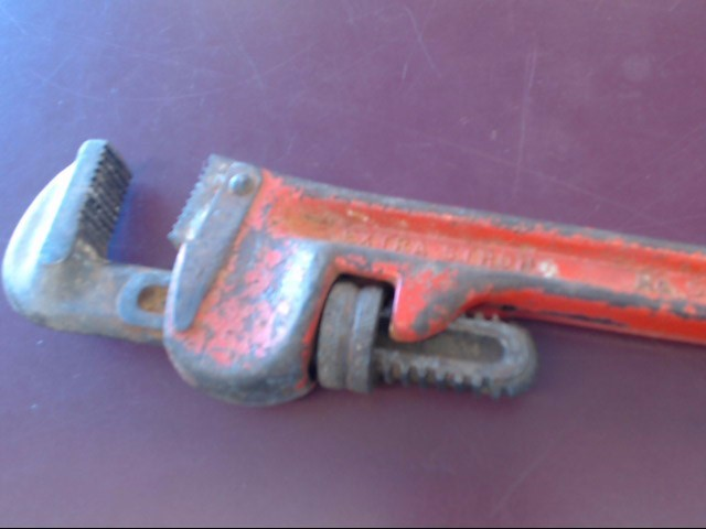 """CRAFTSMAN 14"""" PIPE WRENCH"""